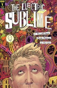 Electric Sublime, The #1 VF/NM; IDW | save on shipping - details inside