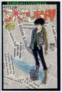 SAMURAI #10, VF+/NM, Barry Blair, Aircel, 1986, Guang Yap
