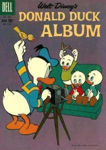 Four Color Comics #1140, VG+ (Stock photo)