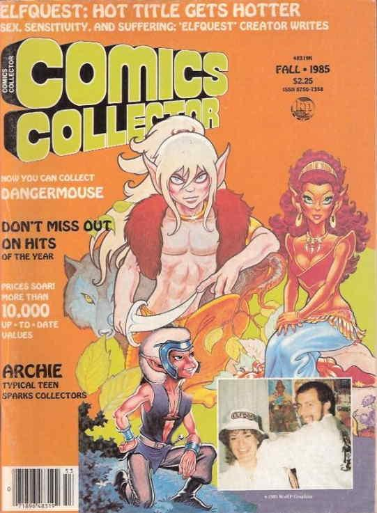 Comics Collector #9 VG; Krause | low grade comic - save on shipping - details in