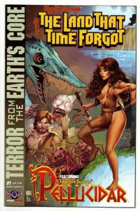 ERB The Land That Time Forgot #1 Cvr A (AMP, 2017) NM