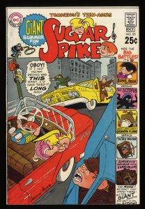 Sugar and Spike #85 VF 8.0