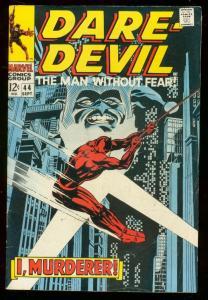 DAREDEVIL #44 1968-MARVEL COMICS VG