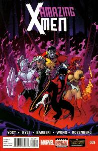 Amazing X-Men (2nd Series) #9 VF/NM; Marvel | save on shipping - details inside