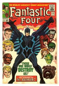Fantastic Four 46   1st Black Bolt
