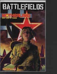 Battlefields #7 (Dynamite, 2010) NM