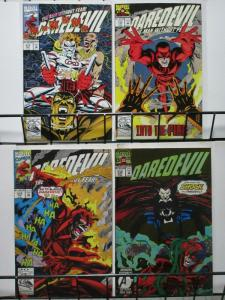 DAREDEVIL 311-314  complete HORROR story arc!