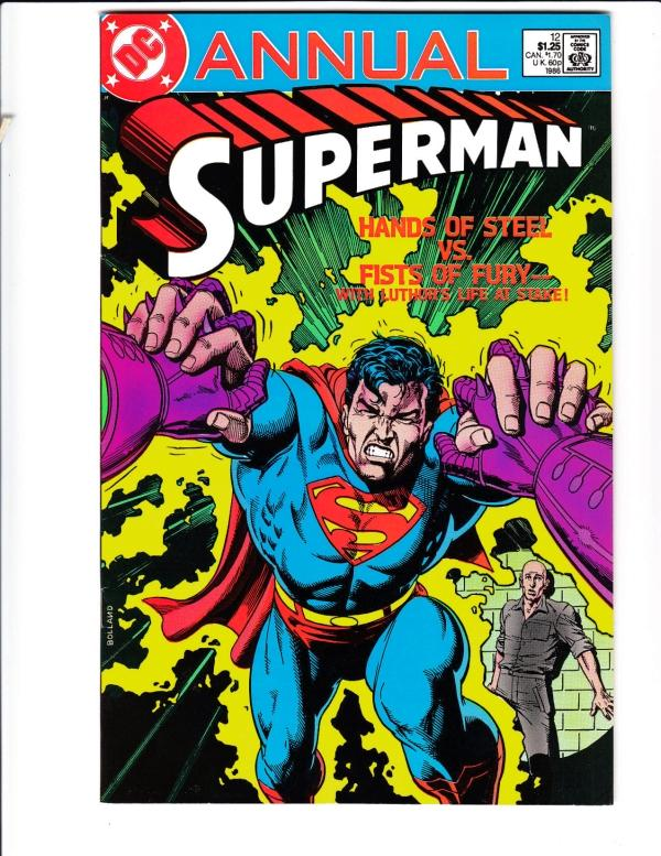 Superman, Giant Annual #12 (Jan-86) NM Super-High-Grade Superman