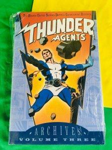Thunder Agents Archives - Volume 3 HC (Hardcover)