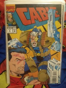 Cable #3 NM Direct Edition