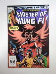 Master of Kung Fu #118 (1982)