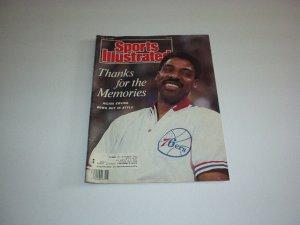 Sports Illustrated 1987 JULIUS ERVING, Pete Weber, Larry Bowa, Lloyd Honeyghan +