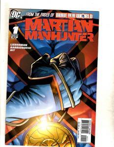 11 Comics Martian Manhunter 1 2 3 4 5 6 7 Superman 661 World War 2 4 Corps1 MF14