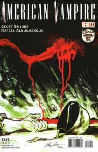American Vampire #18 FN; DC/Vertigo | save on shipping - details inside
