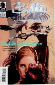 BUFFY the VAMPIRE SLAYER #62. NM+, Michele Gellar, art cv, more BtVS in store