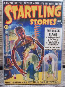 Startling Stories 1 in FN/VF condition.  Scarce 1939 Sci-Fi Pulp