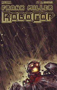 Robocop (Frank Miller's…) #6A VF/NM; Avatar | save on shipping - details inside