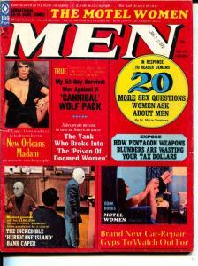 MEN-3/1972-Pussycat-Treasure-Gold-Wolves-Adventure