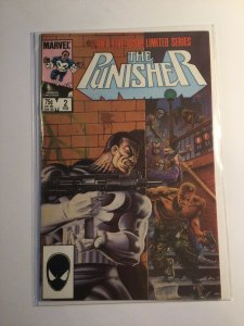 Punisher 2 Fine fn 6.0 Marvel