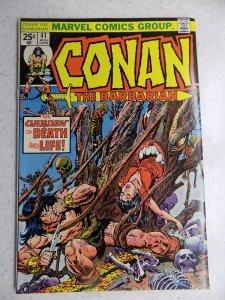 CONAN THE BARBARIAN # 41