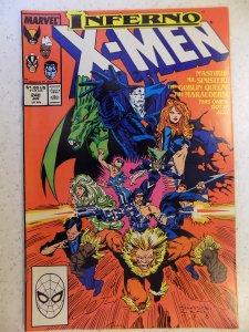 The Uncanny X-Men #240 (1989)
