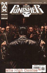 PUNISHER MAX (2004 Series) #6 Very Good Comics Book