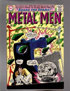 METAL MEN 12 VERY GOOD  March 1965