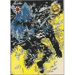 1993 Valiant Era SHADOWMAN #4 - Card #86