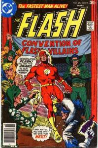 Flash (1959 series) #254, VG+ (Stock photo)