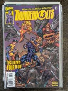 Thunderbolts #31 (1999)