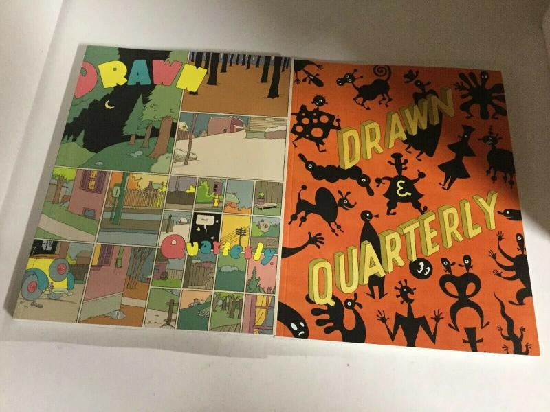 Drawn And Quarterly Volume 3 4 Oversized SC Softcover B15