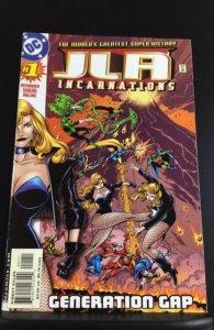 JLA: Incarnations #1 (2001)