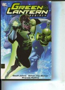 Green Lantern Rebirth-Judd Winick-Geoff Johns-TPB- trade