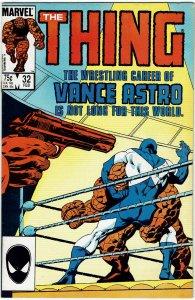 Thing #32 (1983 v1) Sharon Ventura NM-