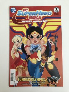DC SuperHero Girls #1
