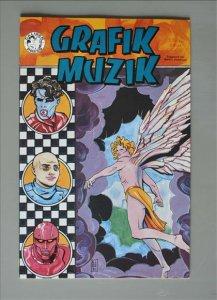 Grafik Muzik  (1990) #2 VF/Better