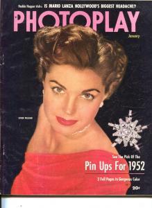 Photoplay-Esther Williams-Judy Garland-Jane Russell-Elizabeth Taylor-Jan-1952