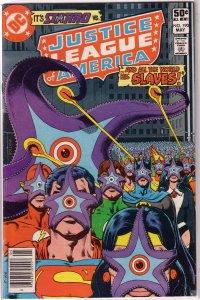 Justice League of America   vol. 1   #190 VG