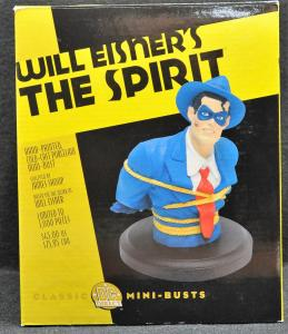 Will Eisner's The Spirit Mini-Bust