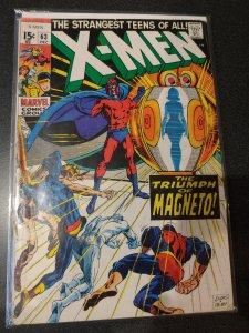X-MEN #63 NEAL ADAMS COVER/ART