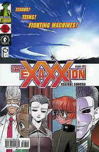 Cannon God Exaxxion #8 VF/NM; Dark Horse | save on shipping - details inside