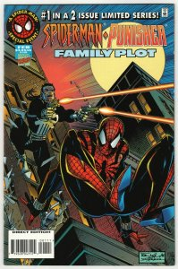 Spider-Man Punisher Family Plot #1 (Marvel, 1996) VF/NM