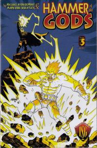 Hammer of the Gods #5 VF/NM; Insight | save on shipping - details inside