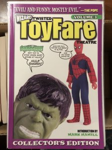 Twisted Toyfare Theatre #3 (2003) VG