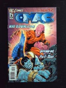 O.M.A.C. #3 (2012)