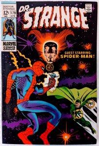Doctor Strange #179 (1969)