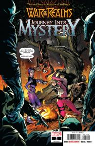 War Of Realms Journey Into Mystery #2 (Marvel, 2019) NM