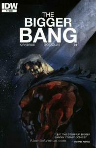 Bigger Bang, The #1 VF/NM; IDW   save on shipping - details inside