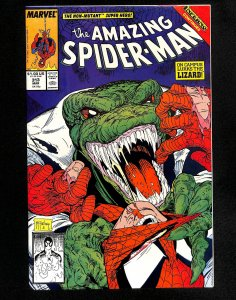 Amazing Spider-Man #313 The Lizard McFarlane!