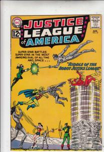 Justice League of America #13 (Aug-62) VF/NM High-Grade Justice League of Ame...